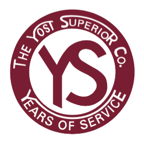 the yost superior company logo